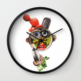 Have a drink Wall Clock