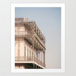 NOLA Lace #2 - New Orleans Travel Photography Art Print