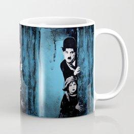 KINO - Chaplin and the kid Coffee Mug
