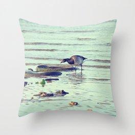 Trash Bird, #3 Throw Pillow