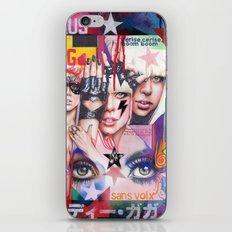 speechless iPhone & iPod Skin