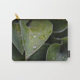 Leaves After Rain Carry-All Pouch
