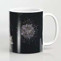 constellations Mugs featuring Constellations  by dreamshade