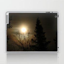 Moon Halo Laptop & iPad Skin