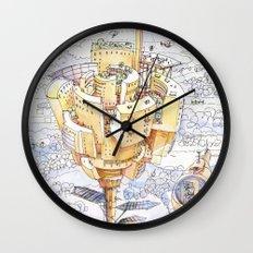 The Flower City Wall Clock