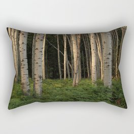 Mazama Aspens Rectangular Pillow