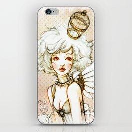 Birdcage iPhone Skin