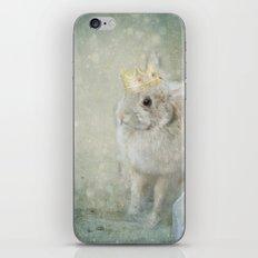 The Bunny Queen iPhone & iPod Skin