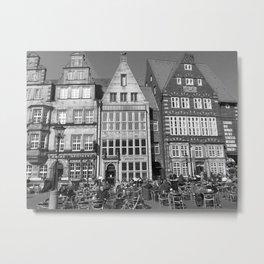 Bremen Metal Print