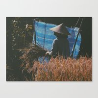 indonesia Canvas Prints featuring Bali, Indonesia  by Chase Hunter