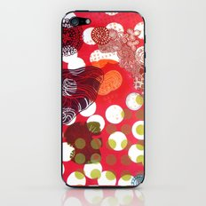 Polka-Dot iPhone & iPod Skin