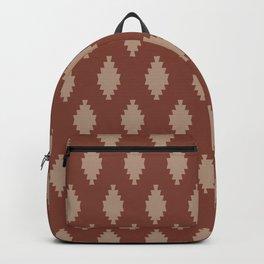 TAOS TILE MARSALA Backpack