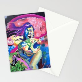 Imbalance in Chaos Stationery Cards