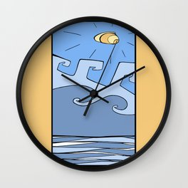 The Waterworks Wall Clock