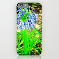 PurpleFlowers2 iPhone 6 Slim Case