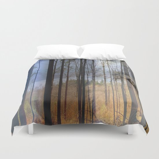 Wolf Country 2 Duvet Cover