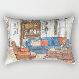 Will and Grace - Will Truman's Apartment Rectangular Pillow
