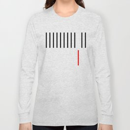Stay In Line Long Sleeve T-shirt