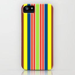 Geometrical- STRIPE iPhone Case