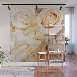 BLUSH ROSE Wall Mural