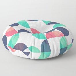 Subliminal Floor Pillow