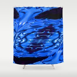 Feed Me! v.2 Shower Curtain