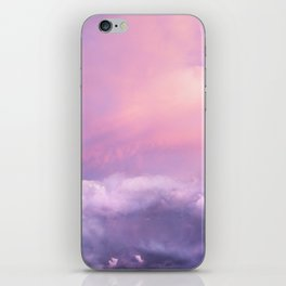 Sunset and Clouds | Blush Pink | Unicorn | Sky iPhone Skin