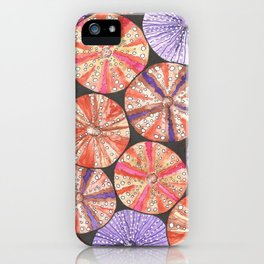 Sea Urchins iPhone Case