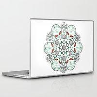 et Laptop & iPad Skins featuring ET Mandala by eyebeka