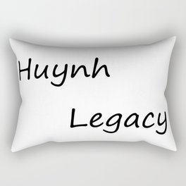 Huynh Legacy  Rectangular Pillow