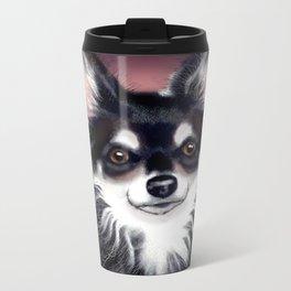 Sparkle Metal Travel Mug