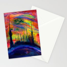 The Place I Call Home Stationery Cards