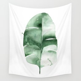 Banana Leaf no. 6 Wall Tapestry