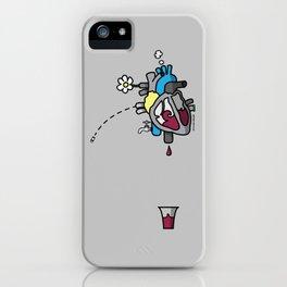 CuorVino - WinHeart iPhone Case