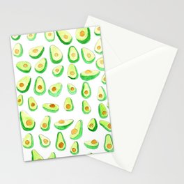Avocado's Stationery Cards