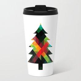 TRENDY CHRISTMAS TREE Travel Mug