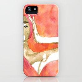 Winnie Harlow iPhone Case