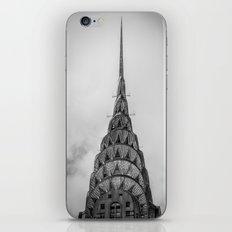 NYC Peaks iPhone & iPod Skin