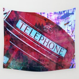 telephone Wall Tapestry