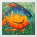 Romantic fish by olhadarchuk