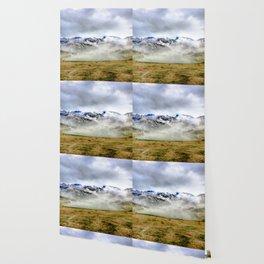 Lago Ercina in National park Picos de Europa Wallpaper