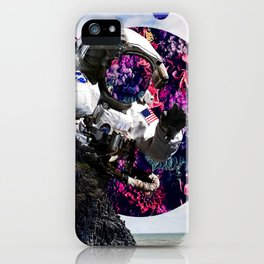 Astro Pop iPhone Case