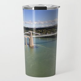 Menai bridge 1 Travel Mug