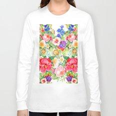 FLOWERS XI Long Sleeve T-shirt