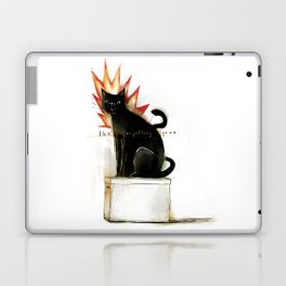 the forgetting game Laptop & iPad Skin