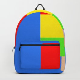 Popsicle fun art Backpack