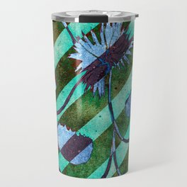 Expressionist Diagonal Travel Mug