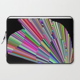 Rainbow lights Laptop Sleeve