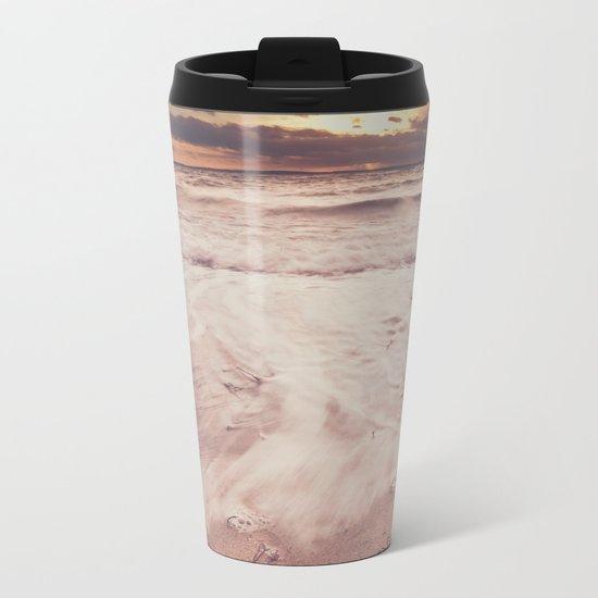 Erase me Metal Travel Mug
