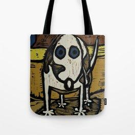 """""""Skippy visits Canyon lands Tote Bag"""